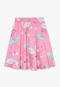 Walkiddy - CUTE FLAMINGO SKIRT - A-line skirt - pink - 0