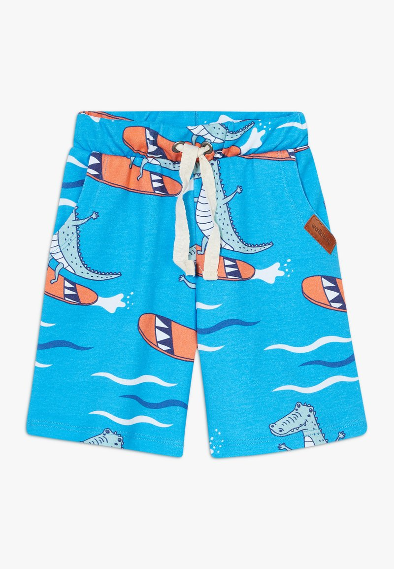 Walkiddy - CROCODILE SURFING  - Shorts - blue