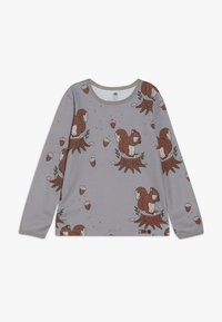 Walkiddy - Long sleeved top - light grey - 0