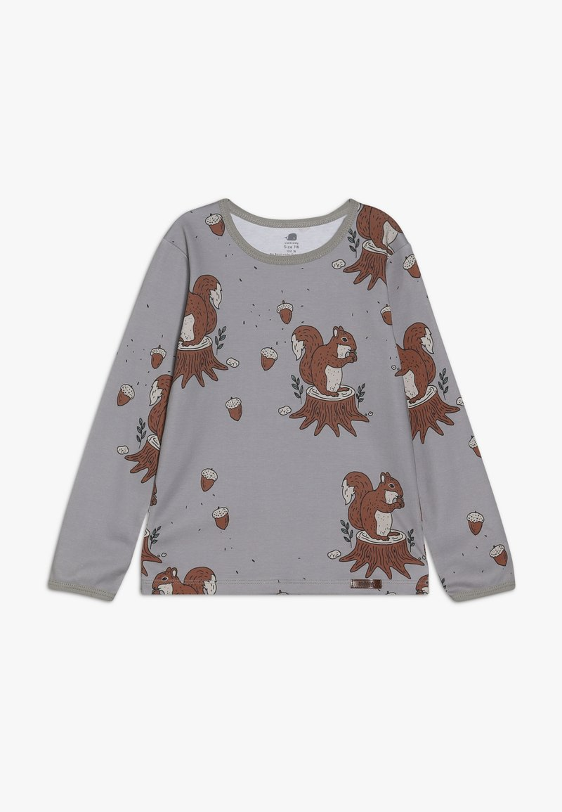 Walkiddy - Long sleeved top - light grey