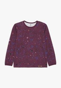 Walkiddy - Long sleeved top - dark purple - 0