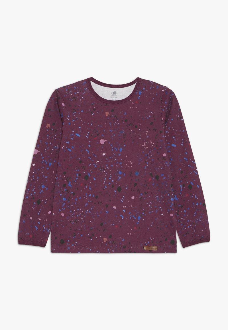 Walkiddy - Long sleeved top - dark purple