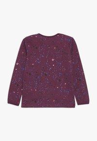 Walkiddy - Long sleeved top - dark purple - 1