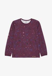 Walkiddy - Long sleeved top - dark purple - 2