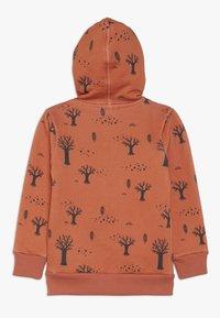 Walkiddy - Zip-up hoodie - orange - 1