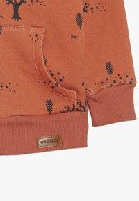 Walkiddy - Zip-up hoodie - orange - 3