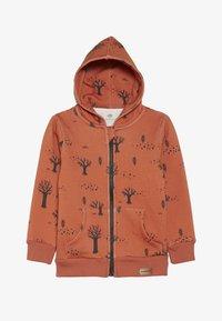 Walkiddy - Zip-up hoodie - orange - 2