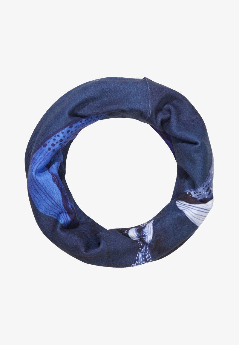 Walkiddy - LOOP - Écharpe tube - blue