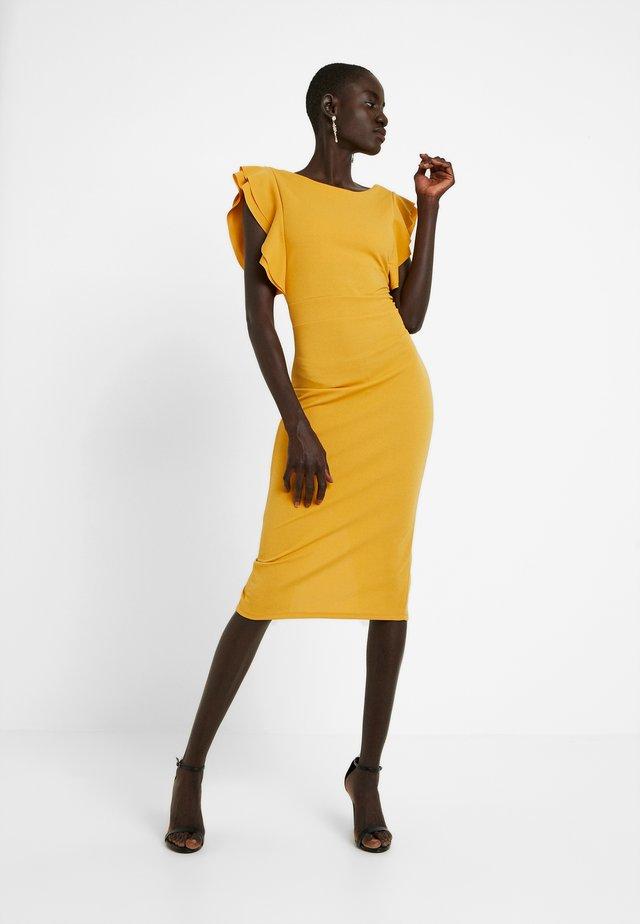 Tubino - yellow