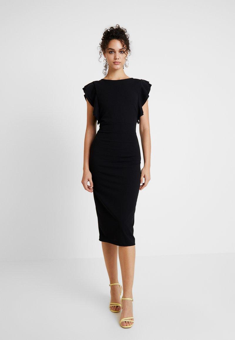 WAL G TALL - Pouzdrové šaty - black