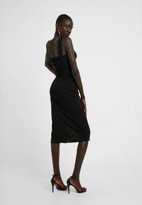 WAL G TALL - Koktejlové šaty/ šaty na párty - black - 3