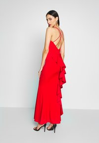 WAL G TALL - FISHTAIL DRESS - Iltapuku - red - 2
