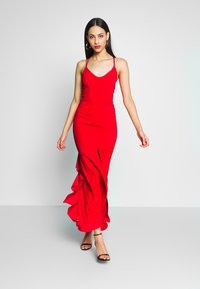 WAL G TALL - FISHTAIL DRESS - Iltapuku - red - 1