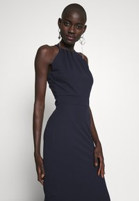 WAL G TALL - TALL MAXI HALTER NECK DRESS - Denní šaty - navy - 6