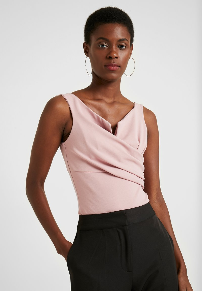 WAL G TALL - Top - pale pink