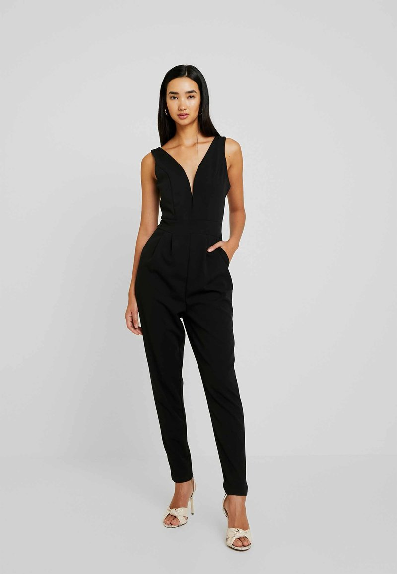 WAL G TALL - Overal - black