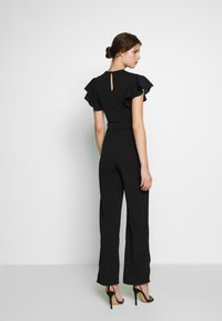 WAL G TALL - CAP SLEEVE - Jumpsuit - black - 2