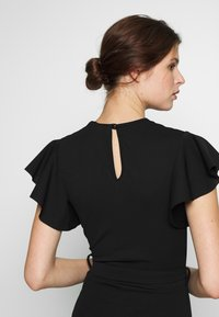 WAL G TALL - CAP SLEEVE - Jumpsuit - black - 4