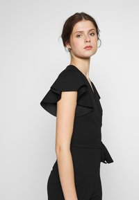 WAL G TALL - CAP SLEEVE - Jumpsuit - black - 3