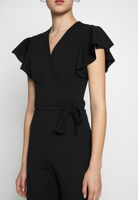 WAL G TALL - CAP SLEEVE - Jumpsuit - black - 6
