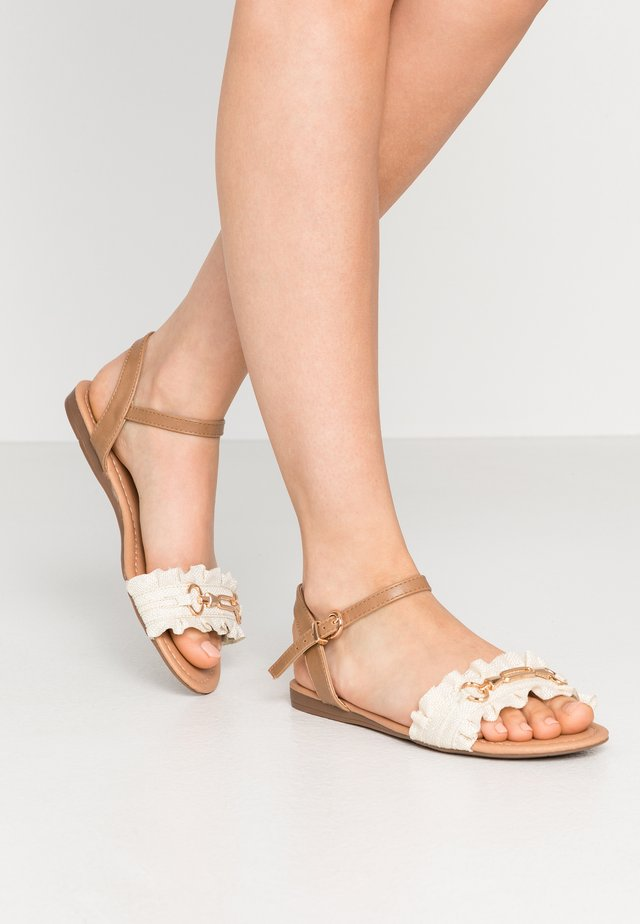 WITTY - Sandals - white