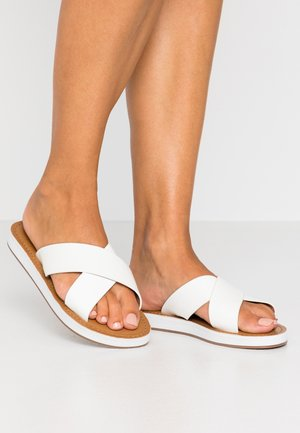 WISE - Pantofole - white
