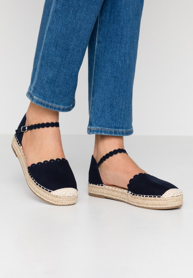 WANDER - Loafers - navy