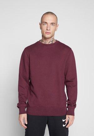 UNISEX - Sweater - burgundy