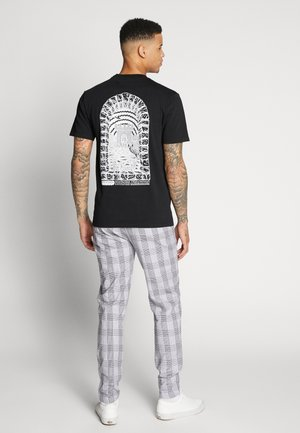 UNISEX SOUL DESERT GRAPHIC  - T-shirt con stampa - black