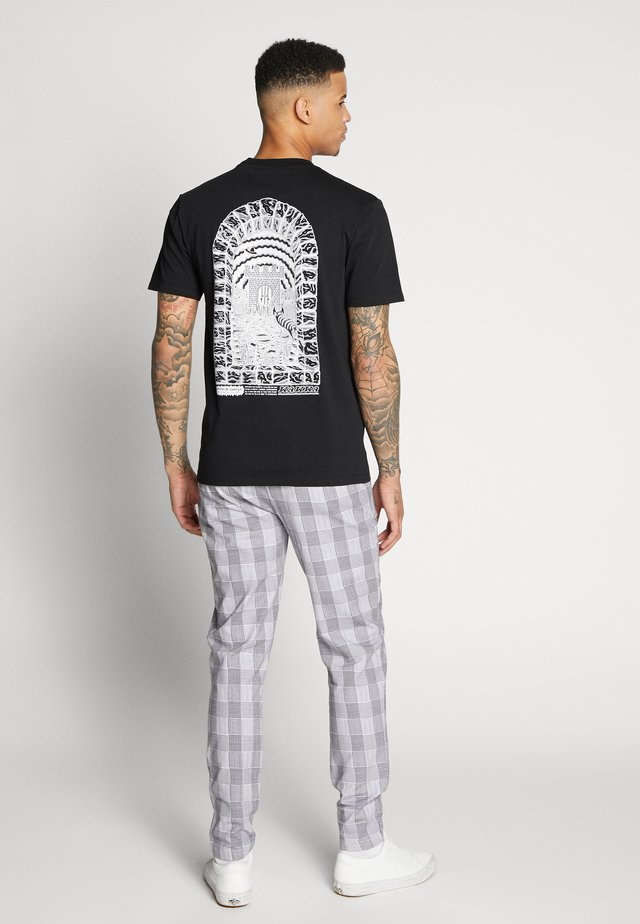 UNISEX SOUL DESERT GRAPHIC  - T-Shirt print - black