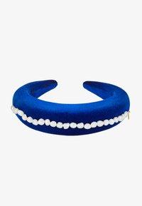 WALD - FRIDA KAHLO HEADBAND - Hair styling accessory - dark blue - 1