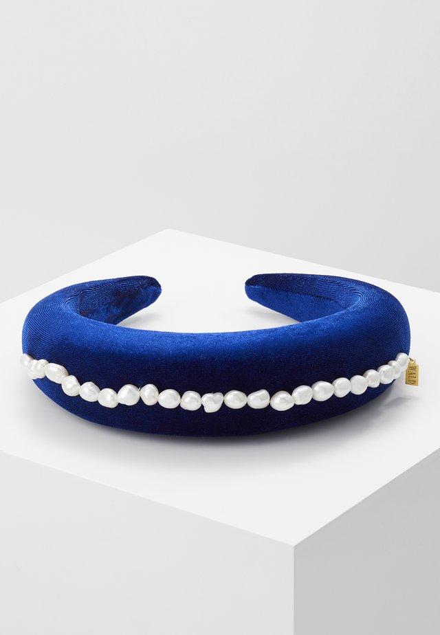 FRIDA KAHLO HEADBAND - Haar-Styling-Accessoires - dark blue