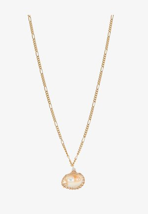 DROP IT LIKE ITS HOT NECKLACE - Necklace - gold-coloured