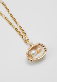 WALD - DROP IT LIKE ITS HOT NECKLACE - Necklace - gold-coloured - 4