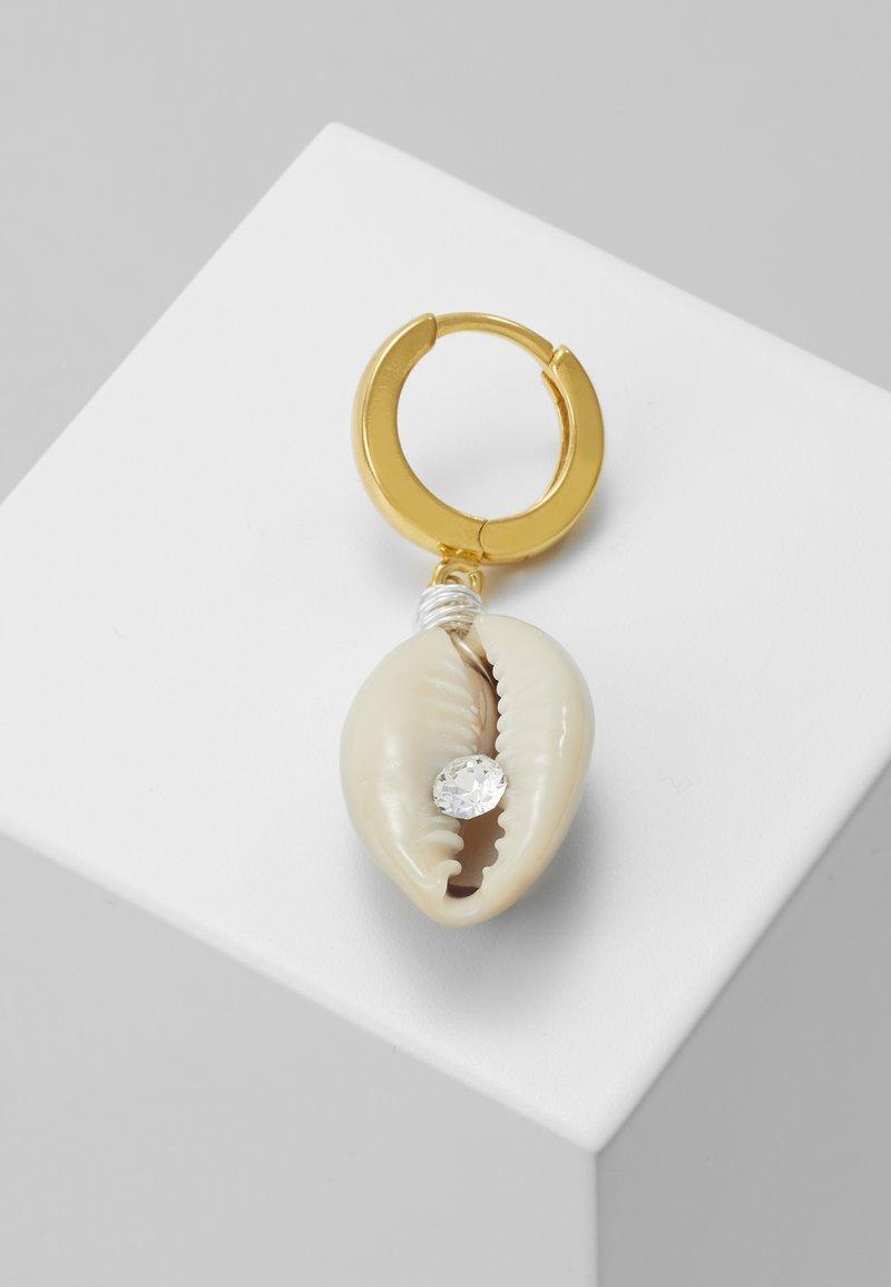 WALD - JUST A FRIEND EARRING - Earrings - gold-coloured