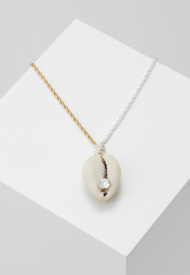 WALD - JUST A FRIEND CHAIN NATURE - Necklace - gold-coloured