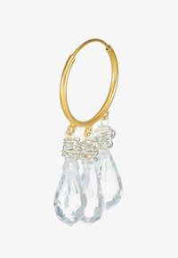 WALD - CARMEN EARRINGS - Korvakorut - gold - 1