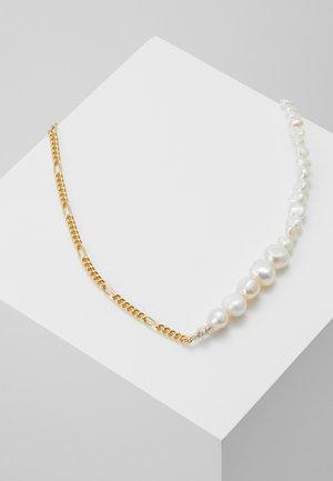 PAS DE DEUX NECKLACE - Ketting - gold-coloured