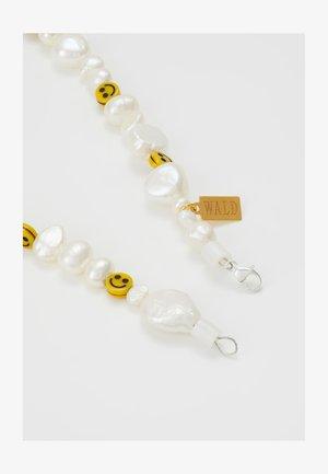 DUDE NECKLACE - Necklace - white