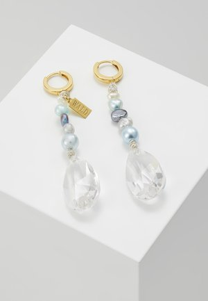 AVE MARIA EARRINGS - Earrings - gold-coloured