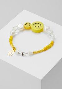 WALD - DUDE TWO BRACELET - Bracelet - yellow - 3