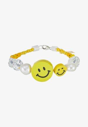 DUDE TWO BRACELET - Armbånd - yellow