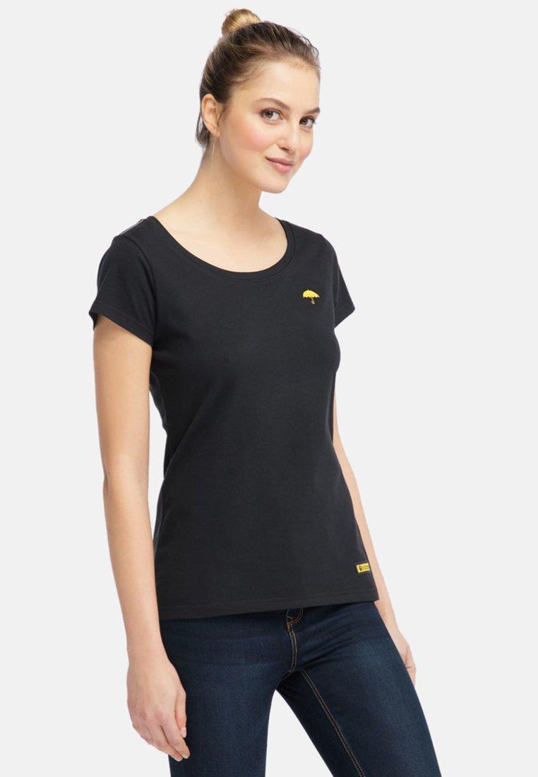 Schmuddelwedda - Camiseta estampada - black