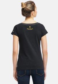 Schmuddelwedda - Camiseta estampada - black - 2