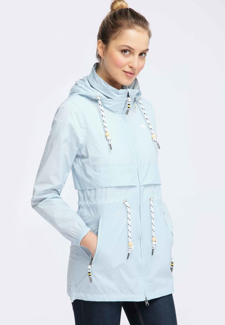 Schmuddelwedda - Parka - light blue