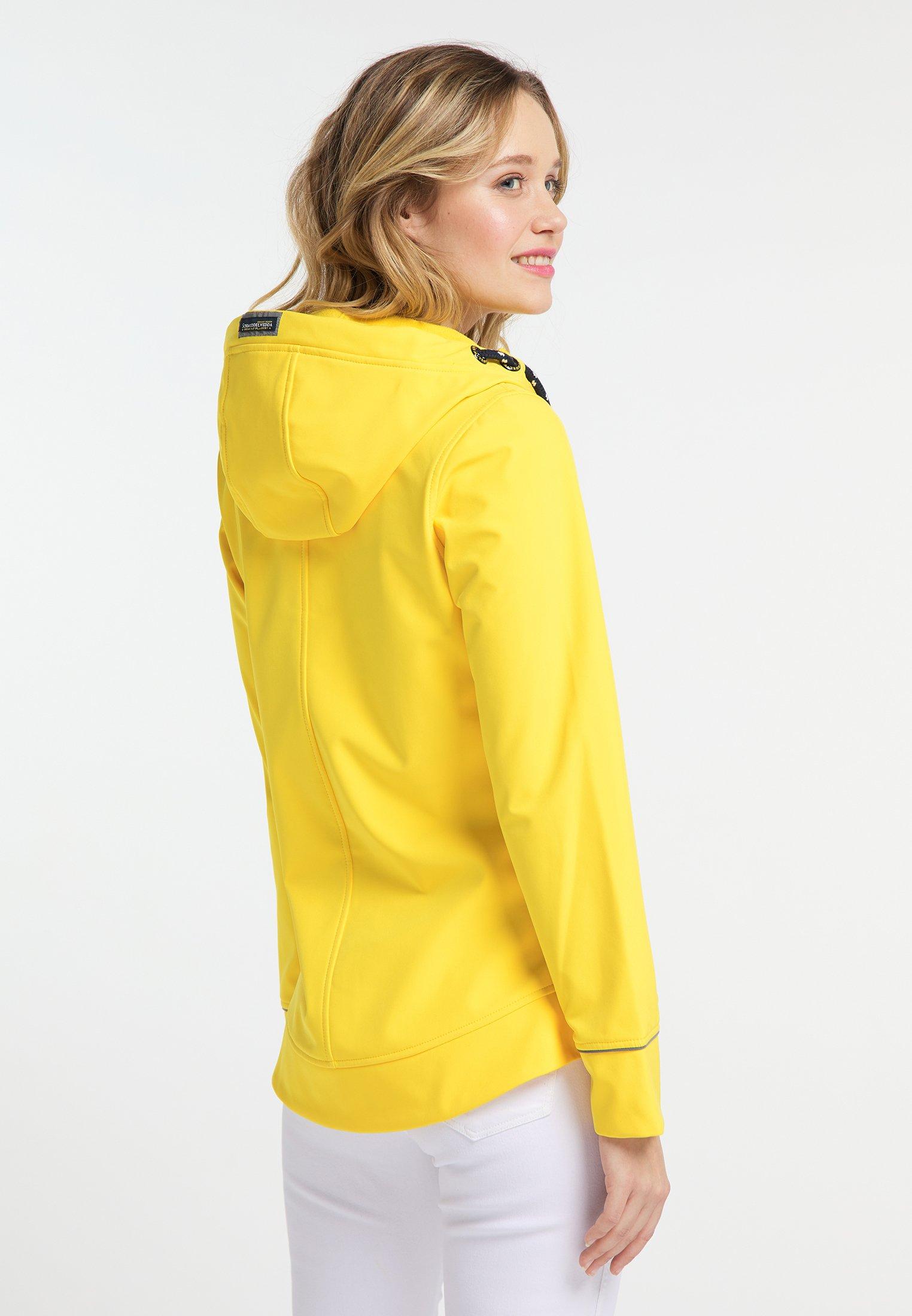 Schmuddelwedda Giacca outdoor - yellow cNEelFhX