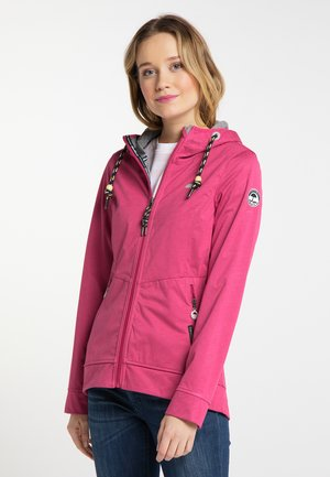 Chaqueta outdoor - dark pink