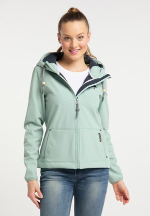 Chaqueta outdoor - rauch mint