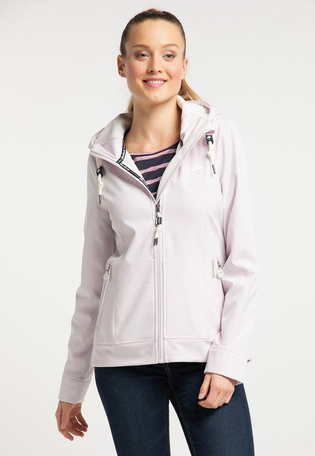 Waterproof jacket - rosa