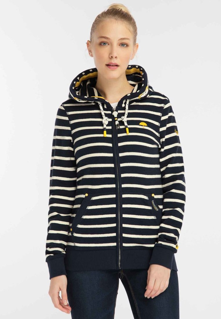 Schmuddelwedda - Zip-up hoodie - dark blue